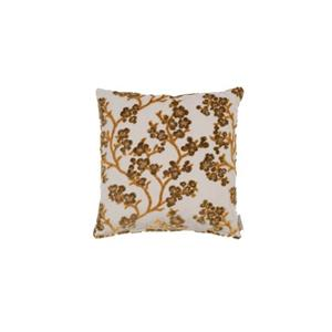 PILLOW APRIL OCHRE