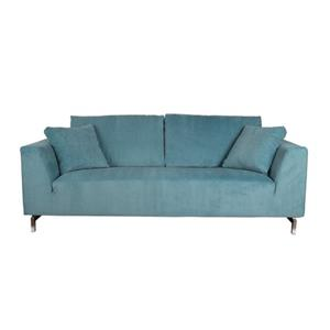 SOFA DRAGON 3-SEATER RIB BLUE