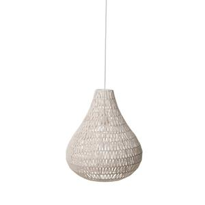 PENDANT LAMP CABLE DROP WHITE