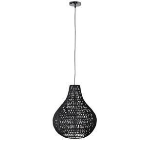 PENDANT LAMP CABLE DROP BLACK
