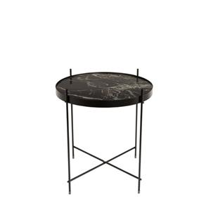 SIDE TABLE CUPID MARBLE BLACK