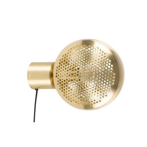 WALL LAMP GRINGO BRASS