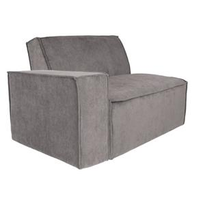 ELEMENT SOFA JAMES ARM LEFT GREY