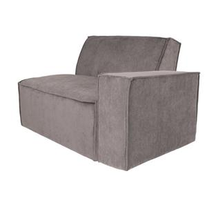 ELEMENT SOFA JAMES ARM RIGHT GREY
