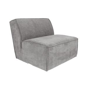 ELEMENT SOFA JAMES RIB COOL GREY