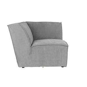 ELEMENT SOFA JAMES CORNER COOL GREY