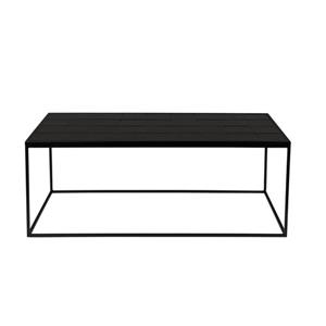 COFFEE TABLE GLAZED BLACK