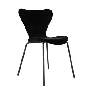 Kick Vlinderstoel Femm - Zwart