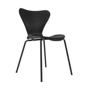 Kick Vlinderstoel Jazz - Zwart