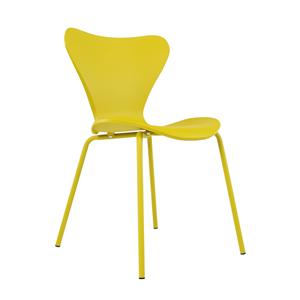 Kick Vlinderstoel Jazz - Geel