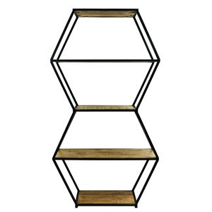 Kick Industrial Vakkenkast Big Hexagon