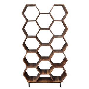 Kick Industrial Vakkenkast Hexagon