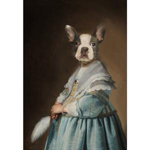 Bulldog Dame