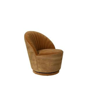 LOUNGE CHAIR MADISON WHISKEY
