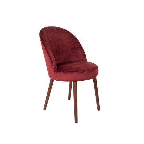 CHAIR BARBARA RED [2st]