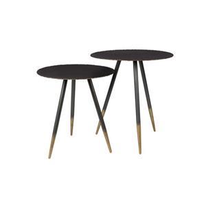 SIDE TABLE STALWART SET OF 2