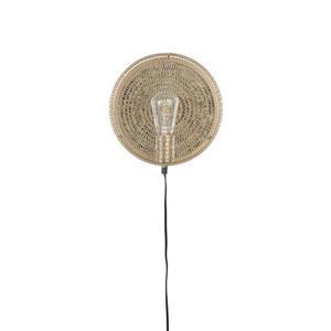 WALL LAMP LEA BRASS