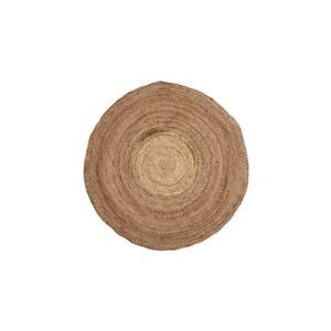 Carpet Rondo Dsn.120cm Jute