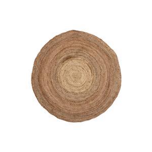 Carpet Rondo Dsn.180cm Jute